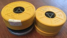 7 X 50ft 8mm amateur Vintage Movie Film Carretes, contenido Inc. Blackpool 1960s 70s?
