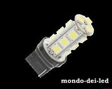5x lampada luci posizione t20 6000k hyper led bianca auto