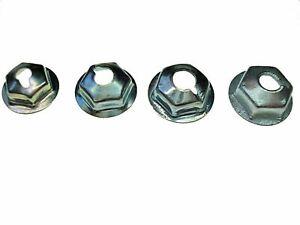 100 pcs 4 sizes moulding clip nuts 6-32 8-32 10-24 10-32   Studebaker