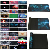 Painted Mouse Pad Extended Anti-slip Rubber Gaming Large mousepad Desk Mat XL