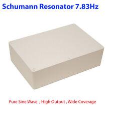 Schumann Resonador 7.83 Hz, de alta potencia, onda senoidal pura, Inc. fuente de alimentación del Reino Unido