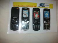 4 Samsung SGH J700 - (Unlocked) Mobile Phone***PLEASE READ***