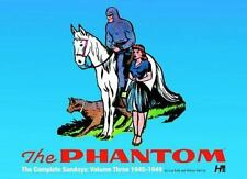THE PHANTOM - FALK, LEE/ MOORE, RAY (CON)/ MCCOY, WILSON (CON)/ HERMAN, DANIEL (