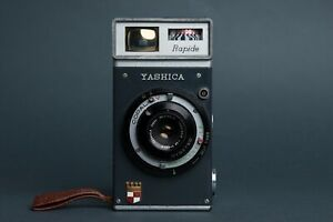 Yashica rapide 35mm  half-frame camera
