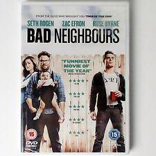 Bad Neighbours (DVD, 2014 Universal) Seth Rogen, Zac Efron - New & Sealed