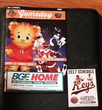2017 Edition #1 Frederick Keys Gameday Magazine and Rental Unlimited Ps