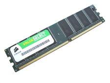 Corsair VS1GB333 1GB PC2700 DDR RAM Memory 333MHz CL2.5 Non-ECC