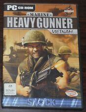 PC CD. Marine Heavy Gunner Vietnam