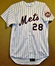 New York Mets Bobby Jones Game Worn Mlb Jersey