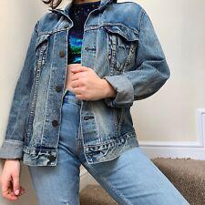 LEVI'S Near Perfect Condition ladies denim jacket size M