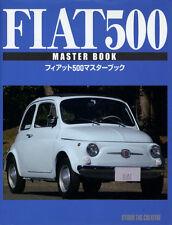 [BOOK] FIAT500 master book FIAT 500 nuova overhaul maintenance Japan