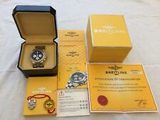 Breitling Hercules A39363 Automatic Chronometre