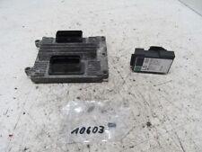 Steuergerät Motor Satz mit Wegfahrsperre und Transponder OPEL  ASTRA G COUPE