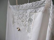 NWT POLO Ralph Lauren Antique Lace Silk Vintage Style Orla Blouse Top S $298