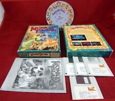 The Secret of Monkey Island-LUCASFILM Games 1990 Spanish Version-PATRIMOINE