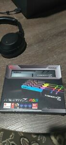 G.SKILL TridentZ RGB Series 64GB (4 x 16GB) 288-Pin DDR4 SDRAM DDR4 3600 (PC4 28