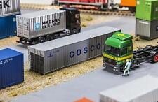 40' Hi-Cube Container »COSCO«, Faller Miniaturwelten H0 (1:87), 180845