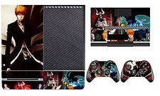 Bleach 273 Vinyl Cover Skin Sticker for Xbox One & Kinect & 2 controller skins