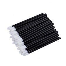 100 Pcs Disposable Lip Brush Gloss Wands Applicator Makeup Cosmetic Tool Q5U6