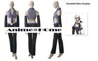 New Top Quality Hatsune Miku - Vocaloid Yowane Haku Cosplay Costume