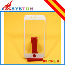 "Cristal de Pantalla Digital Blanca para Apple Iphone 6 4,7"""
