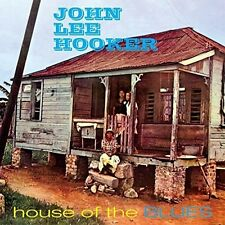 John Hooker Lee - House of The Blues CD Hallmark