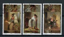 Liechtenstein 2017 TESORI principesca CTO PETER FENDI 3v Set Art Stamps