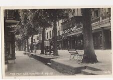 The Pantiles Tunbridge Wells Vintage RP Postcard 197a