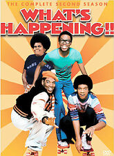 What's Happening!! - The Complete Second Season DVD, Ernest Thomas, Haywood Nels