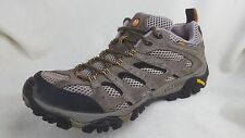 Merrell Continuum Hombres Caminar Senderismo Trail Zapatos Zapatillas Marrón Talla 10 UK 44 EU