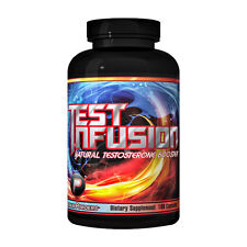 Test Infusion by Premium Powders - Test Booster, Libido, PCT, Beats HCGenerate
