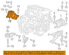 Chevrolet GM OEM 2016 Malibu-Transmission Trans Mount 84034273