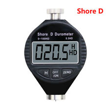 1x Digital Shore A Durometer Tire Tyre Rubber Hardness Tester LCD Display Shore
