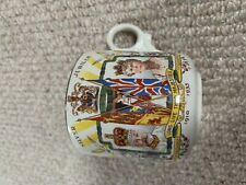 DECORATIVE CUP - 1935 SILVER JUBILEE - GEORGE V - COLLECTABLE  AND VINTAGE