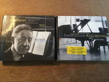 Rubinstein Collection Vol. 36 + 82 [5 CD] RCA Beethoven Haydn Interviews Debussy