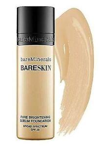 bareMinerals Bareskin Pure Brightening Serum Foundation BARE CREAM 05-New 30ml