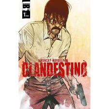 Clandestino #1 -  Amancay Nahuelpan - Black Mask Comics
