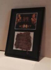 Original Requisite The Mummy Returns Die Mumie kehrt zurück Prop 2001 + COA