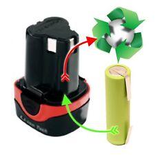 Zellentausch Battery Exchange Flex ALI 10,8V +50 % mehr Kapazität 2,9 Ah 336.319