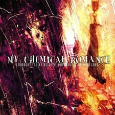 My Chemical Romance I Brought You Bullets You Brought Me Your Love Vinyl LP NEW
