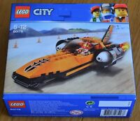 LEGO 60178 City Vehicles Monster Truck New in Factory Sealed Box