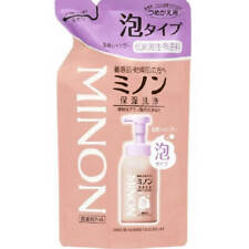 ☀Daiichi-Sankyo MINON Body Wash Shampoo (Foam-type) 400ml Refill