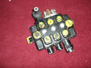 NIMCO Controls 10948-2s  Hydraulic Valve Medium Tractor/Loader