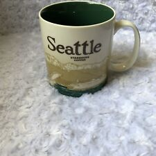 2009 Starbucks Mug Collector Series Seattle