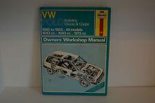 Volkswagon VW Polo USED Haynes Workshop Service Repair Manual 1982-1983 (813)