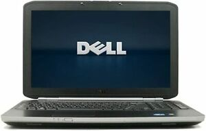 Dell Latitude E5520++ Intel i5 2520M 2,50GHz 256GB SSD 8GB Win 10 15.6 Zoll