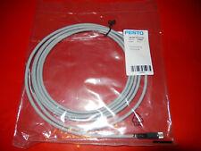 FESTO SIM-M8-4GD-2,5-PU; 158960 Verbindungsleitung Connecting line
