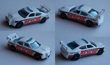 Hot Wheels-Dodge Charger Drift blanco Rescue