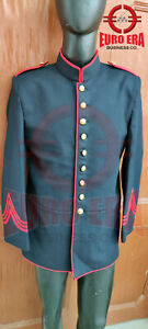 New Napoleonic Prussian Military Officers Tunic Jacket In All sizes