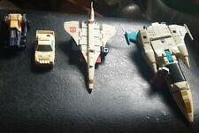 Vintage Hasbro Transformers toys bundle 1986